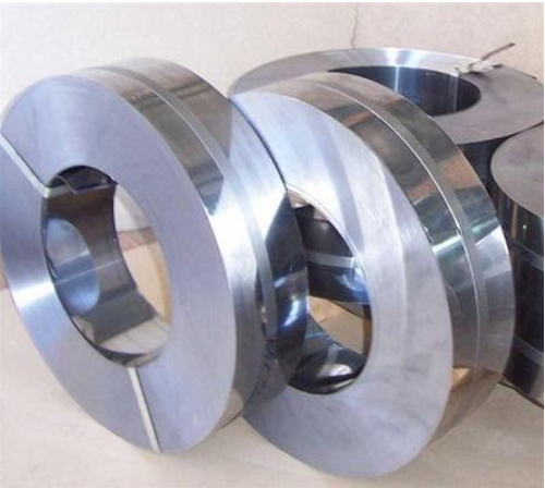 定制 SUS304不锈钢带卷材超薄不锈钢垫片材料切割钢板激光加工正品