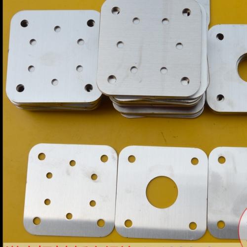 304板/316L钢板2205双相不锈钢板材激光切割任意图形折弯焊接加工