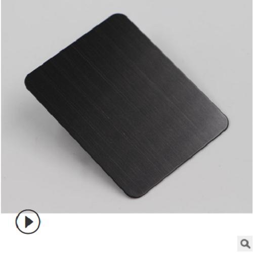 不锈钢板304报价 黑色黑钛不锈钢板 拉丝青古铜不锈钢板价格