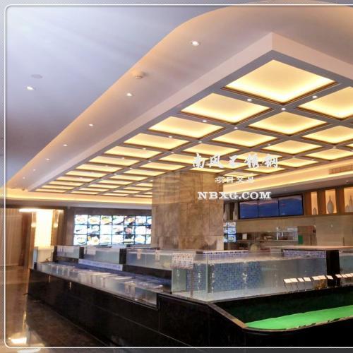 高端酒店功能区装饰
