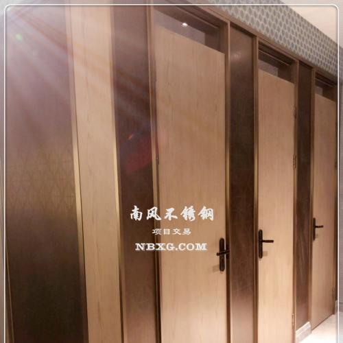 杭州高档酒店卫生间装修