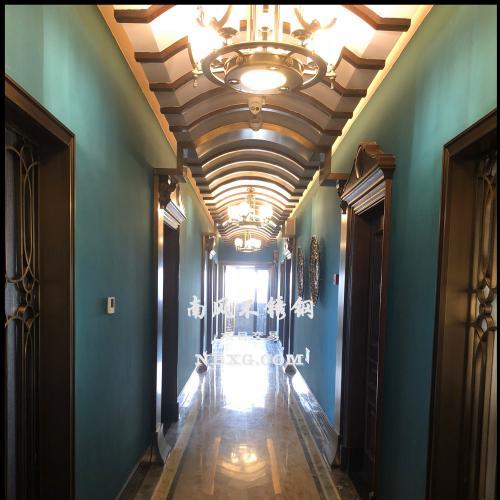 高档酒店客房装修灯具