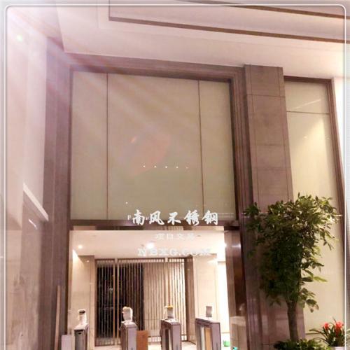 北京总部大厦装饰