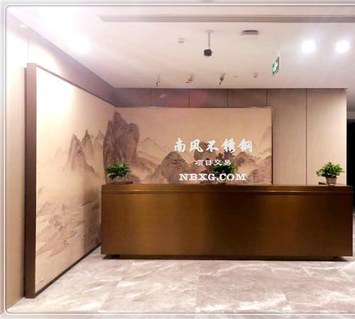 天津总部大楼装修设计