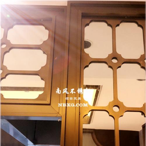 建筑装饰材料,红古铜拉丝,304不锈钢花纹板