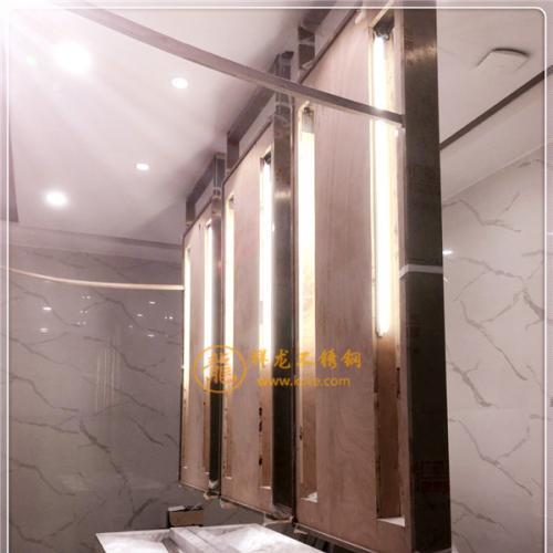 304宝石蓝不锈钢花纹板/家居卫生洁具装饰不锈钢