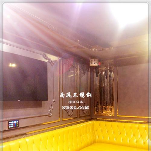 武汉KTV包厢设计