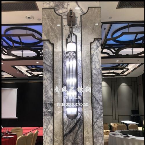 不锈钢定制壁灯