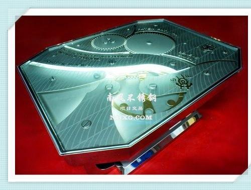 不锈钢工程项目系列--茶几